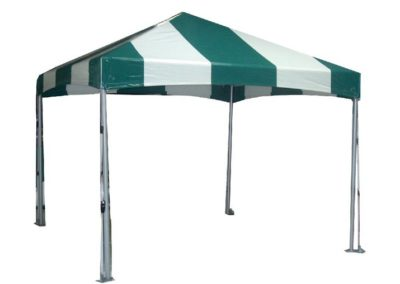 standing tent